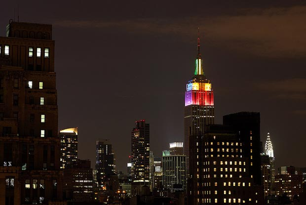 EmpireStateGayMarriage