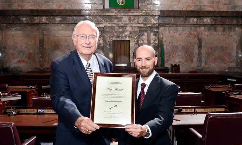 Honeyford Key Award