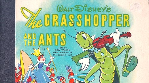 GrasshopperAnt