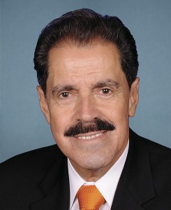 U.S. Rep. Jose Serrano (D, NY-15) [official photo]