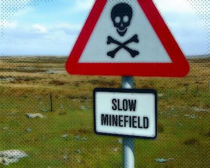 MinefieldSign