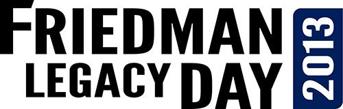 2013-Friedman Legacy-Logo