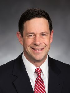 Washington state Sen. Andy Hill, (R-Redmond)